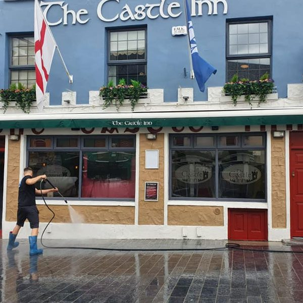 Commercial Power Washing Athlone